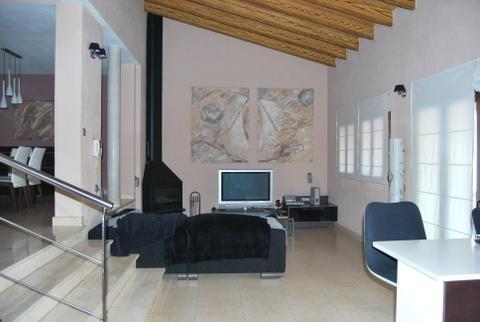 Down floor - 200 m2 House, 2 floors, private pool - Santa Maria - rentals