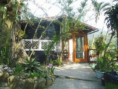 colonial house - HOUSE OF ORCHIDS: COLONIAL HOUSE, SWIMMING POOL, FOREST - Rio de Janeiro - rentals