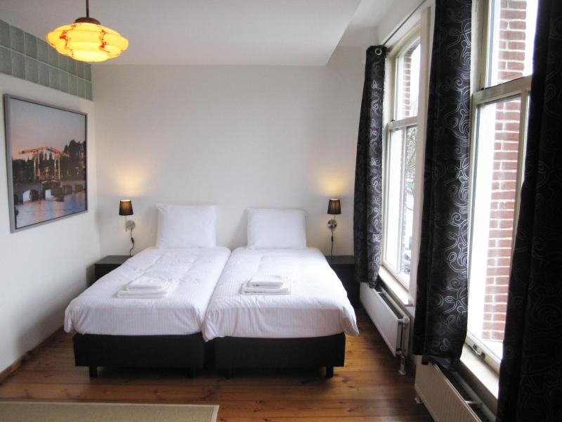 Room canal view - Canal view room nearby Anne Frank house - Amsterdam - rentals