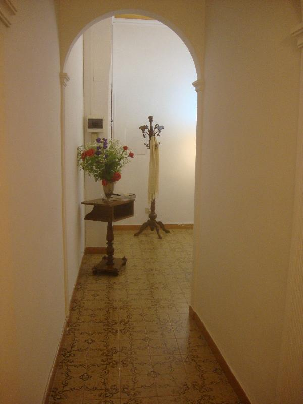 The corridor - Wide bedroom in the very centre of Florence - Florence - rentals