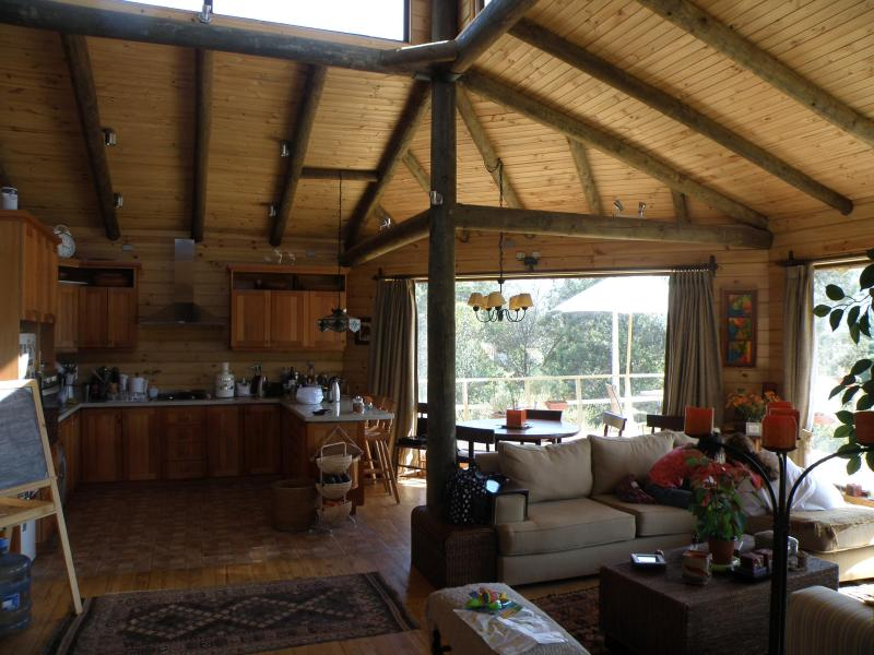 Wooden cottage in the central valley of Chile, breath peace! - Image 1 - Quillota - rentals