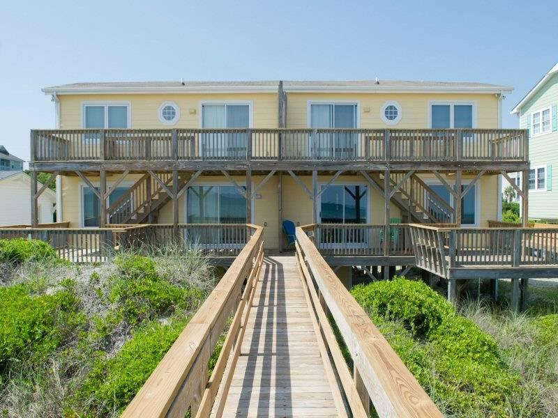 Dolphin Surf East - Image 1 - Emerald Isle - rentals