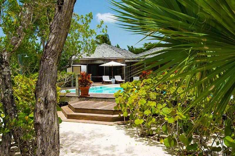 Turks And Caicos Villa 39 Complete With Its Own Private Steam Room And Has Views Towards The Island's Wetlands And Ocean Beyond. - Image 1 - Parrot Cay - rentals