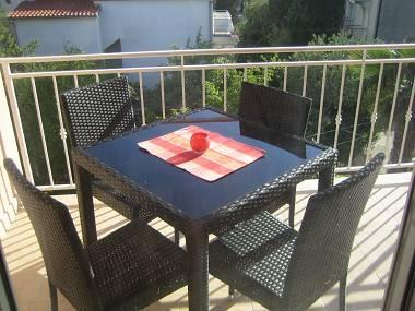 A2(2+2): terrace - 8132 A2(2+2) - Sveti Filip i Jakov - Sveti Filip i Jakov - rentals