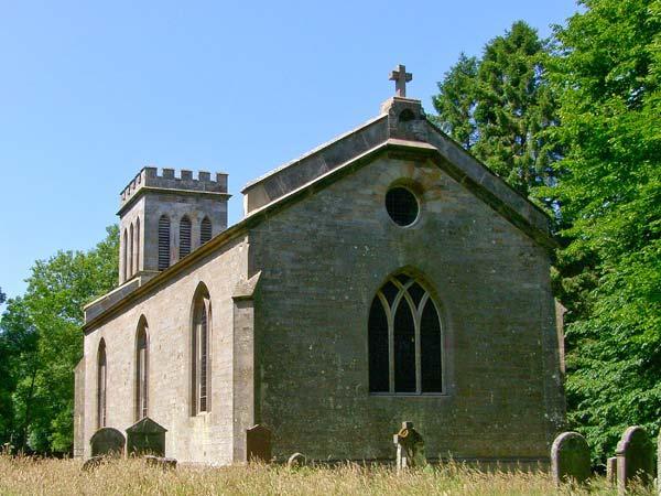 GREYSTEAD OLD CHURCH, converted church, woodburner, upside down accommodation, near Bellingham, Ref 23575 - Image 1 - Bellingham - rentals