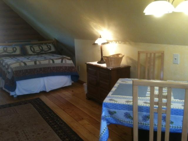 Looking from kitchenette - Sunriver studio on 15 acres-hot tub and internet - Bend - rentals