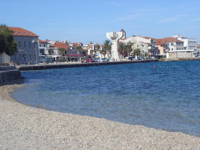 First beach 50m - Apartment PUNTA  center- 50m beach 2+2,30m2 - Vodice - rentals