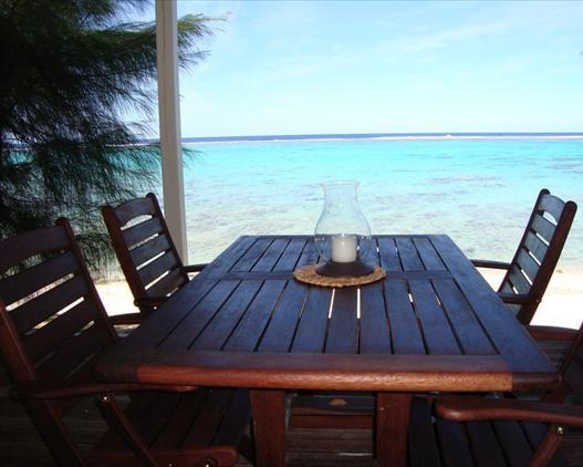 Beachfront Heaven Muri - Image 1 - Rarotonga - rentals