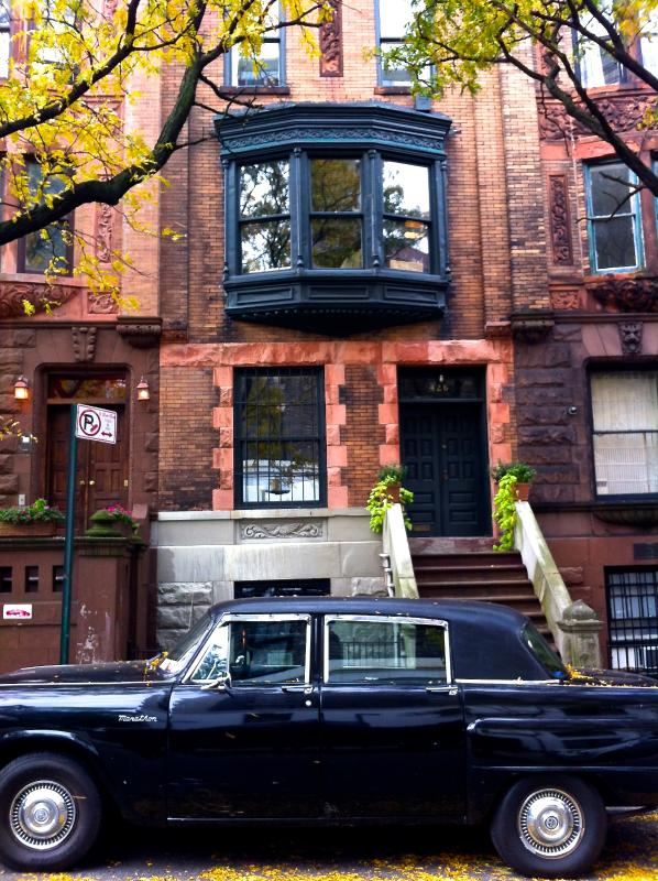 426 West 160th with Checker - On Harlem's Heights. - Bronx - rentals
