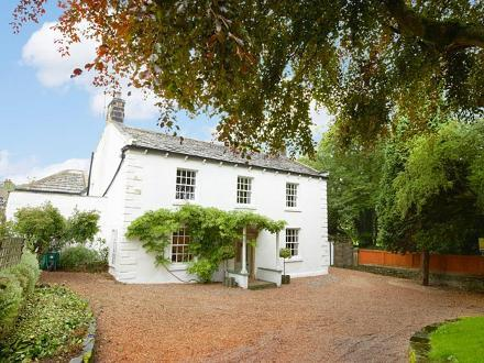 Dale House (front) - Dale House: luxury accommodation for 12 guests - Malham - rentals