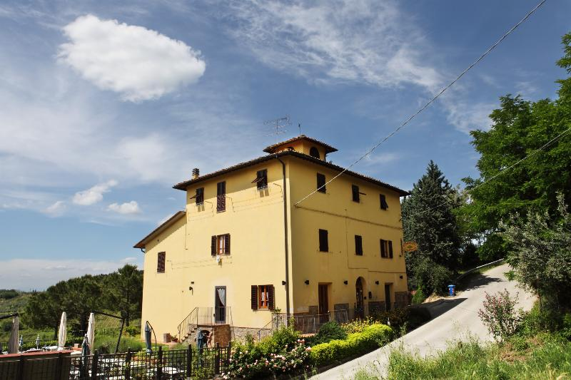 A nest in the heart of Tuscany - Image 1 - Certaldo - rentals