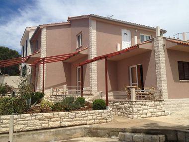 house - 8141  A2(2+1) - Cove Osibova (Milna) - Cove Osibova (Milna) - rentals