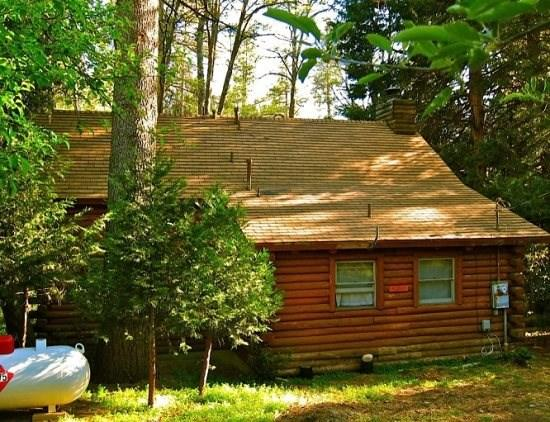 The perfect log cabin surrounded by trees in the heart of Idyllwild - Beaver Lodge - Idyllwild - rentals