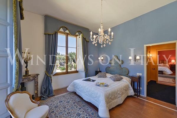Villa Rossellina - Windows On Italy - Image 1 - Florence - rentals