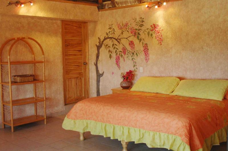 Bedroom - Penthouse; Casa Las Palmas - La Manzanilla - rentals