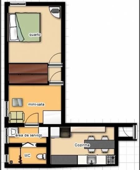 Rentrecife B - Fully Furnished Apartment in Recife - Image 1 - Recife - rentals