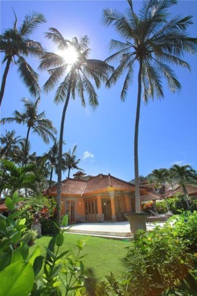 Villa Rama under  the sun shine - Candidasa Beachfront, Villa rama - Karangasem - rentals