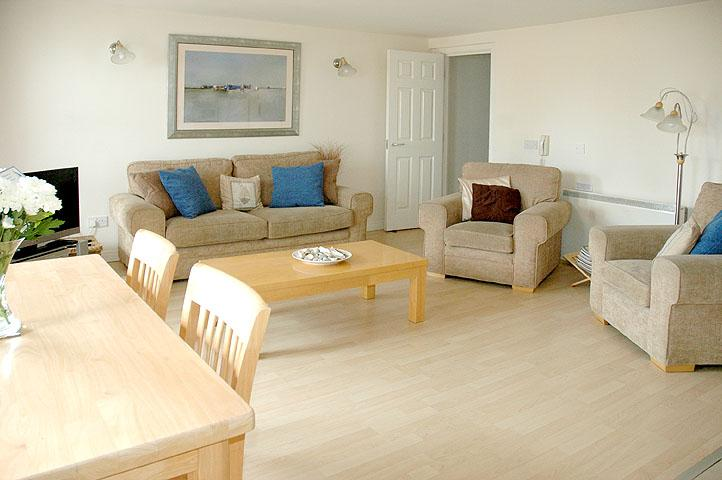 Lounge - Seaview Apartment Newcastle Northern Ireland - Newcastle - rentals