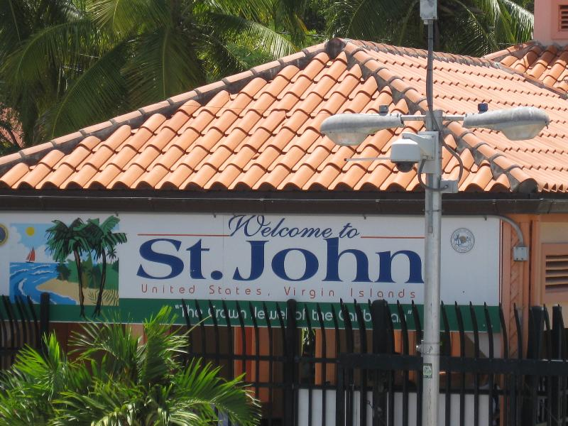 St John USVI - Westin St John Villa Rental 1 Bedroom Townhouse - Cruz Bay - rentals