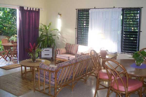 SeaSand Eco Villas Other Side Villa 1 Bedroom - Image 1 - Negril - rentals