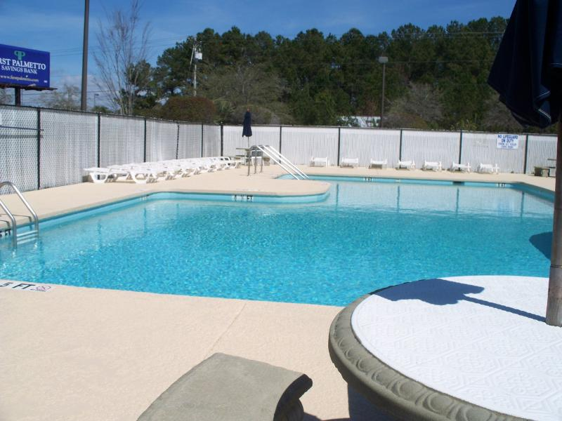 Access to Community Swimming Pool - Comfortable Condo Near Beach/Golf, Surfside Beach! - Surfside Beach - rentals