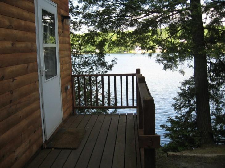 Cabin #3 'Ivy' - Image 1 - Barnet - rentals
