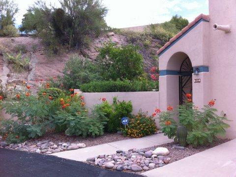 Street View - Casita Carolina in the Foothills  2 bedrooms & 2 Bathrooms - Tucson - rentals