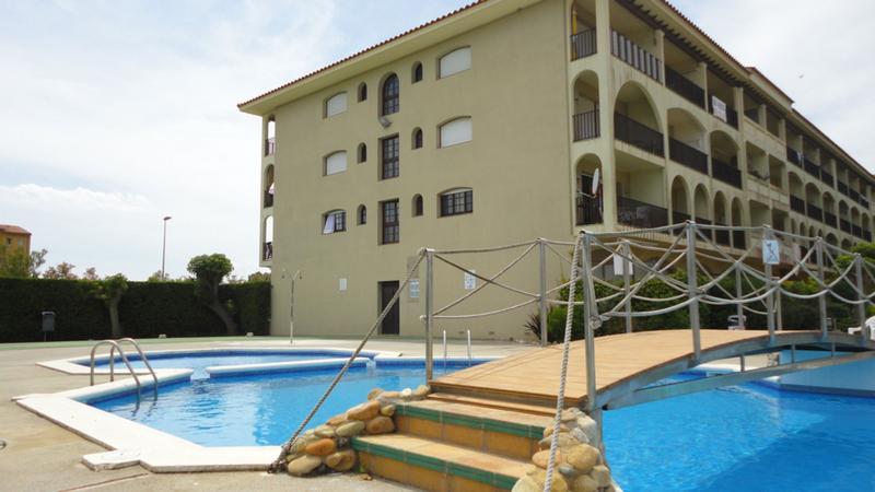 Apartamento L´Estartit - Apartamento en  L´Estartit equipado,cerca de playa - L'Estartit - rentals