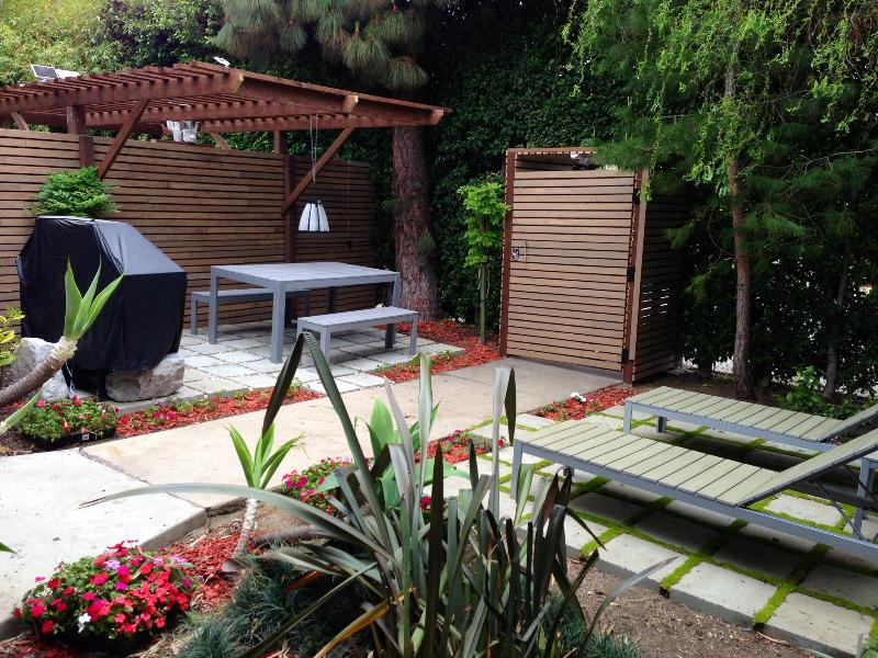 Heart of Hollywood: Home w/ private garden - Image 1 - Los Angeles - rentals