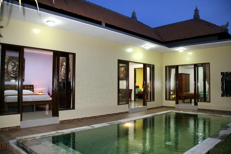 Villa Uma 2 - Villa Uma wonderfull located in quiet safe area - Seminyak - rentals