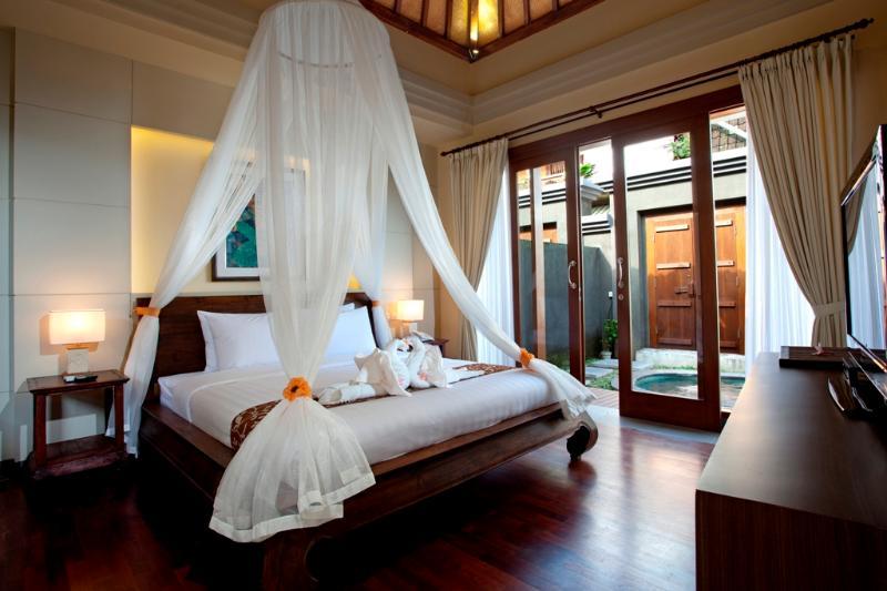 bedroom - Ladera Villa Ubud - Ubud - rentals