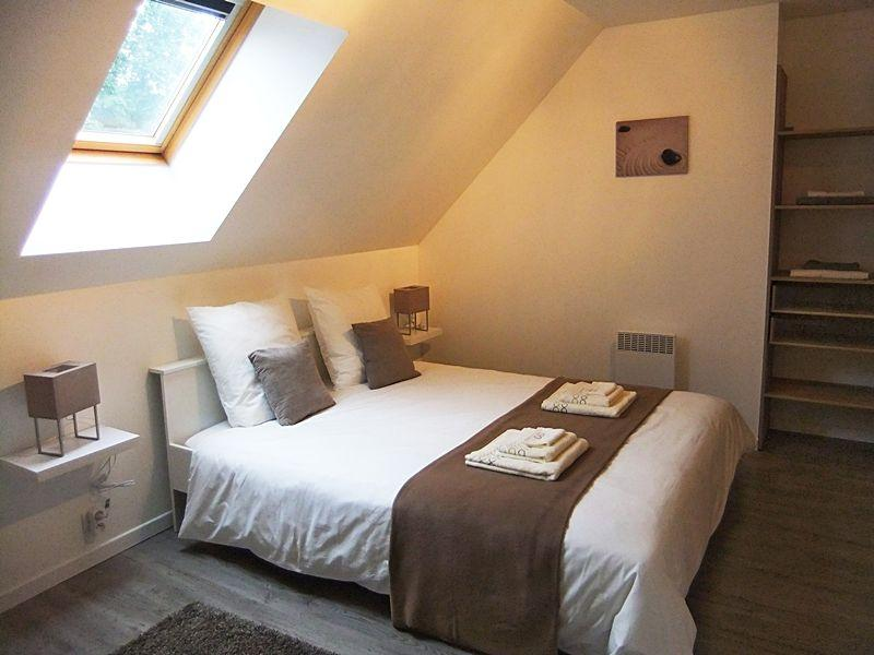 Master bedroom - Modern & Comfortable house in hearth of Brittany - Ploerdut - rentals