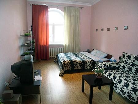 Safari one room apartment on Independence sq. - Image 1 - Kiev - rentals
