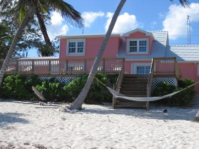 The Pink Beach House - Private Waterfront Home - Image 1 - Grand Cayman - rentals