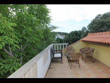 H(8+4): terrace - 8148 H(8+4) - Skrip - Skrip - rentals