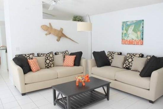 Living Room - LF5P8804CC Elegant Villa in Kissimmee with Pool and Spa - Orlando - rentals