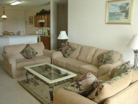 5 Bedroom 3 Bath Villa with Southeast Facing Pool. 247SL - Image 1 - Orlando - rentals