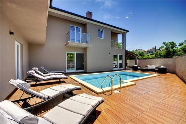 5 bedroom Villa in Rovinj, Istria, Croatia : ref 2209838 - Image 1 - Rovinjsko Selo - rentals