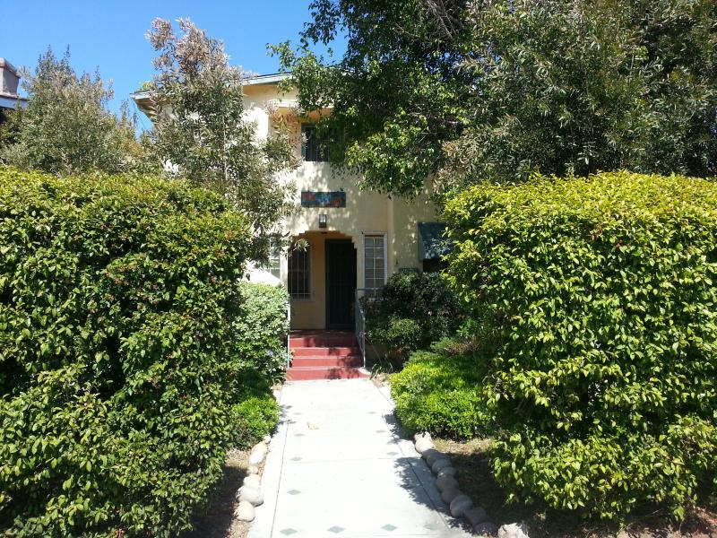 Front view with sitting Porch - Located Near Balboa Park & Downtown San Diego. - Pacific Beach - rentals