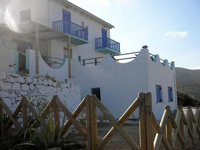 the home upstairs 2 bedrooms-downstairs 1 bedroom - GREEK DREAM - Kasos - rentals