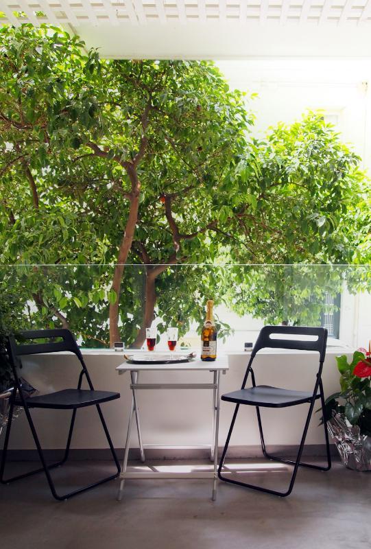 Balcony - Modern apartment under Acropolis - Tavros - rentals