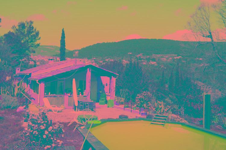 Beautiful house in Provence - Image 1 - Claviers - rentals