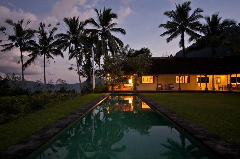 Villa Idanna during sunset - Villa Idanna - Karangasem - rentals
