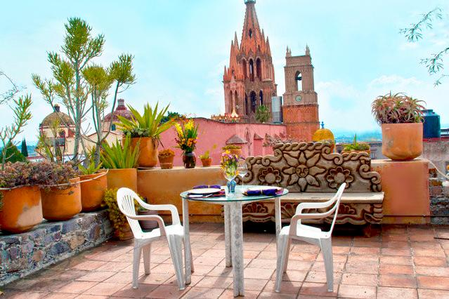 La Pajarera - Awesome Location!!!!! - Image 1 - San Miguel de Allende - rentals