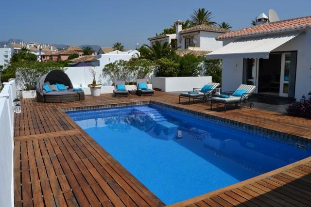 Villa Rose 42881 - Image 1 - Marbella - rentals