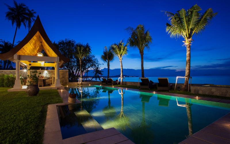 Maenam Villa 4373 - 8 Beds - Koh Samui - Image 1 - Koh Samui - rentals