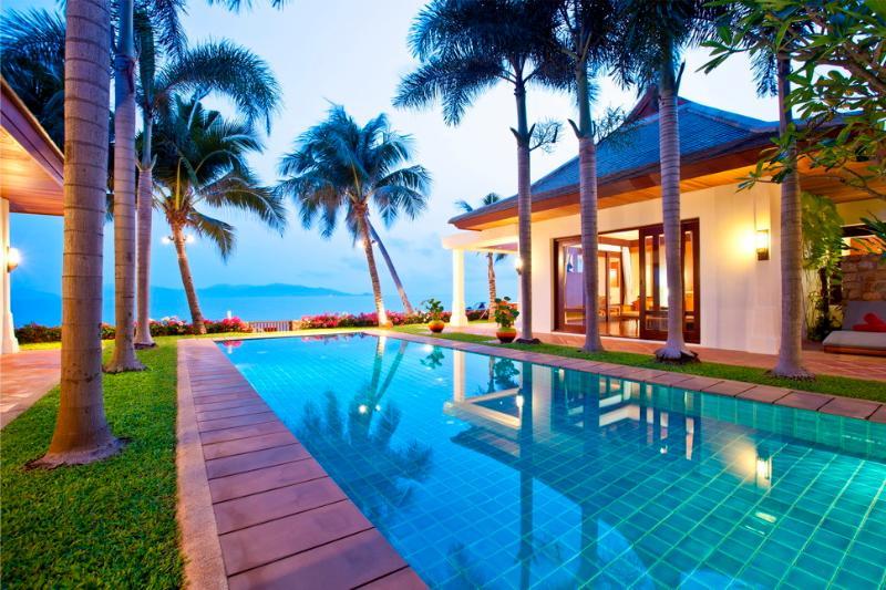 Bo Phut Villa 4137 - 5 Beds - Koh Samui - Image 1 - Koh Samui - rentals