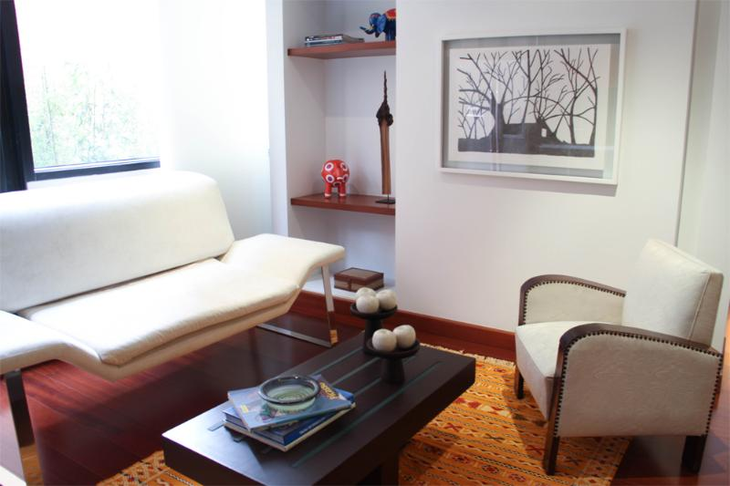 Stylish Studio Apartment in Zona T - Image 1 - Bogota - rentals