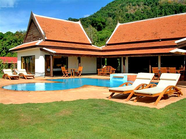 Krabi Villa 405 - 4 Beds - Thailand - Image 1 - Krabi - rentals