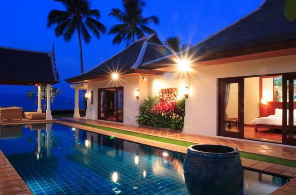 Bo Phut Villa 4103 - 5 Beds - Koh Samui - Image 1 - Koh Samui - rentals